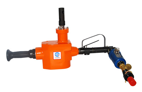手持式气动钻机