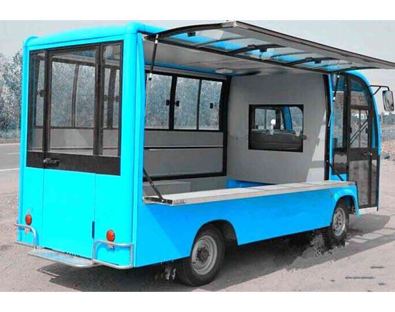 集装箱流动餐车