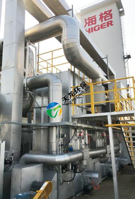 沸石浓缩转轮+RTO