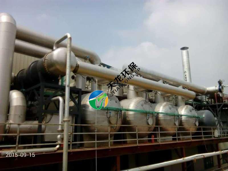 深圳溶剂回收氮气保护设施