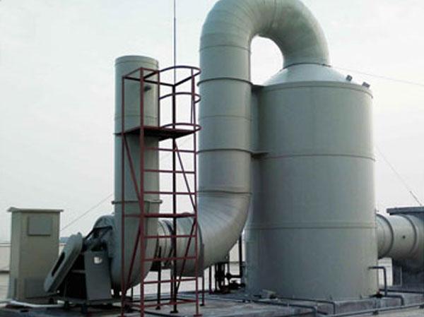 深圳喷淋净化设施