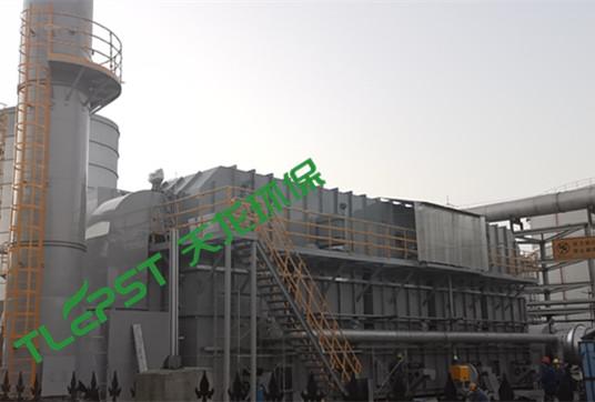新材料行業廢氣蓄熱氧化(RTO)裝置