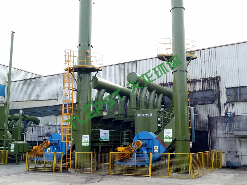 船舶制作行业蓄热氧化装置(RTO)