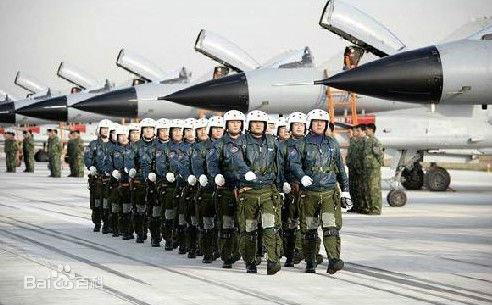 中国空军节日快乐