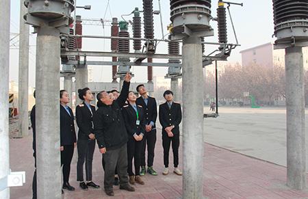 電氣化鐵道供電