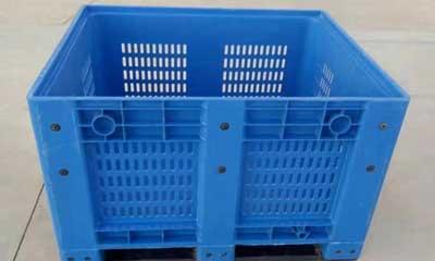 塑料卡板箱