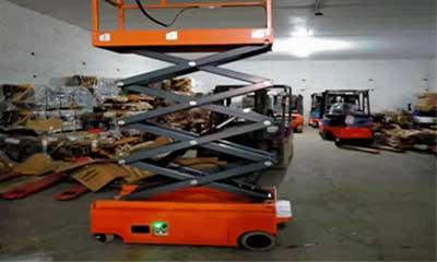 移動式裝卸平臺
