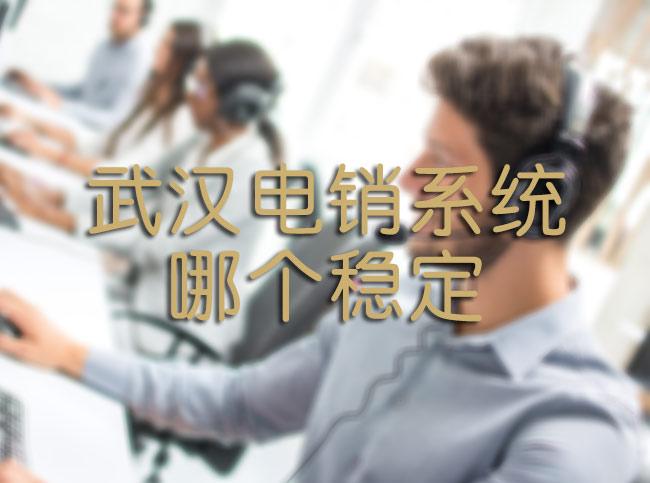 武汉电销系统哪个稳定