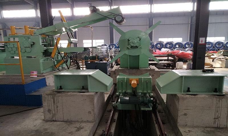 工廠焊管設備機械