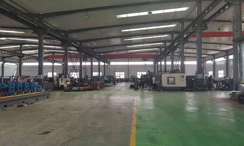 工廠冶金設備
