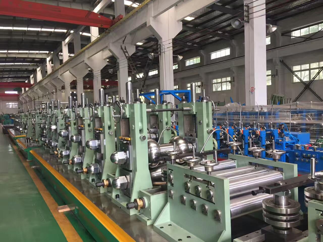 高精度焊管设备