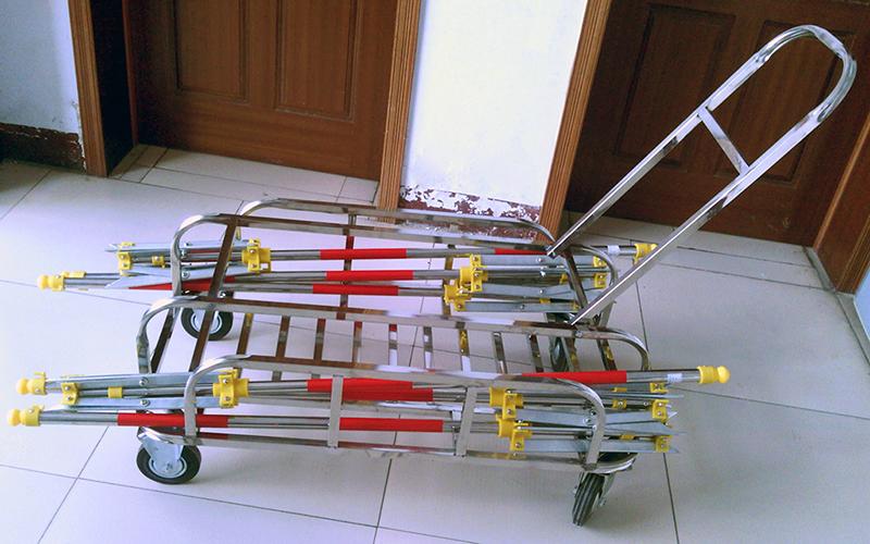 WL-YDYZC型 圍欄運載車
