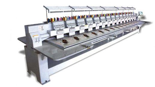 高速电脑刺绣机使用的注意事项有哪些?