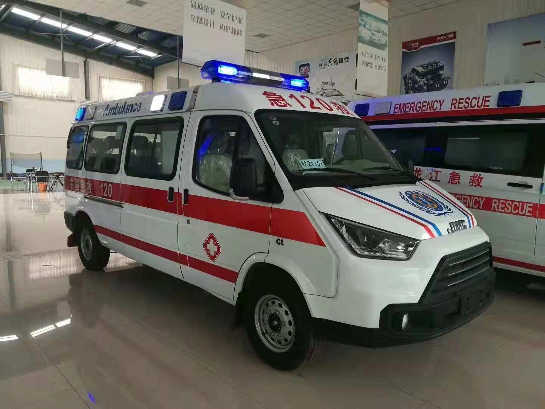紧急救护车