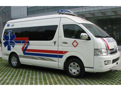 丰田救护车