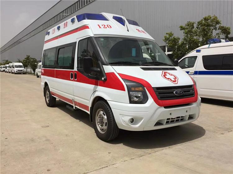 120急救车