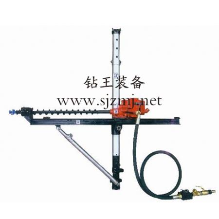 气动架柱钻机有哪些优点?