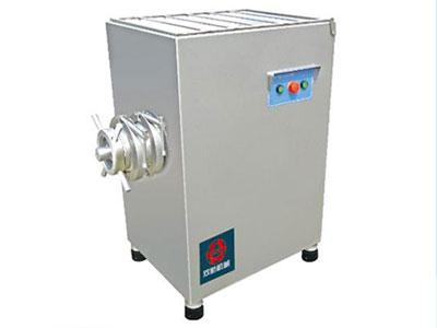 凍肉絞肉機