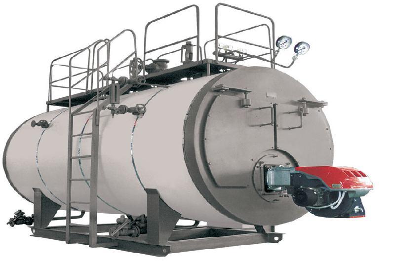 中高压蒸汽锅炉