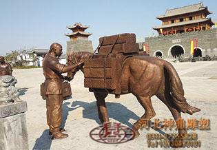 铸铜圆雕厂家
