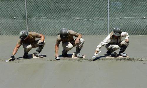 混凝土工培訓