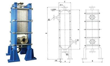 全焊接板式換熱器