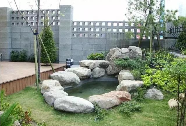 私家别墅庭院
