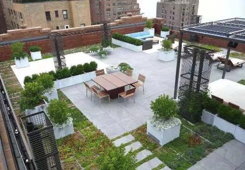 屋頂花圃設計