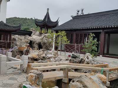 中式修建設計