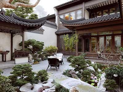 中式景觀設計