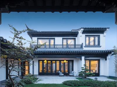 中式房屋設計