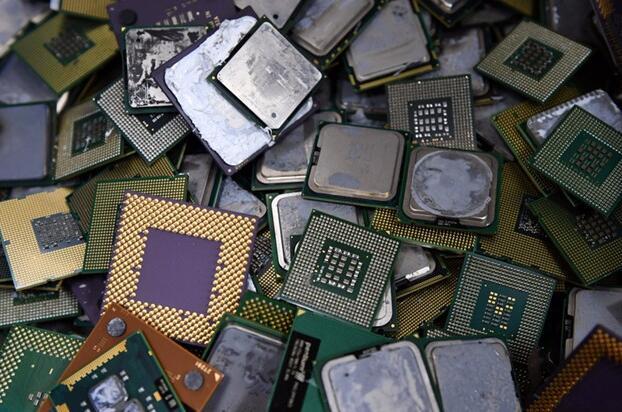 电子垃圾回收