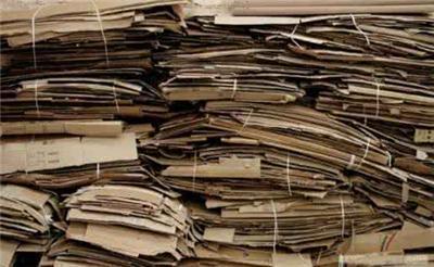 纸制品回收