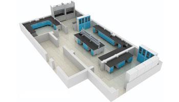 工厂实验室规划设计