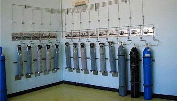 气体管路安装