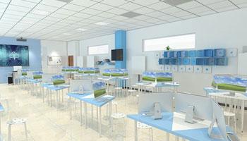 学校实验室设计