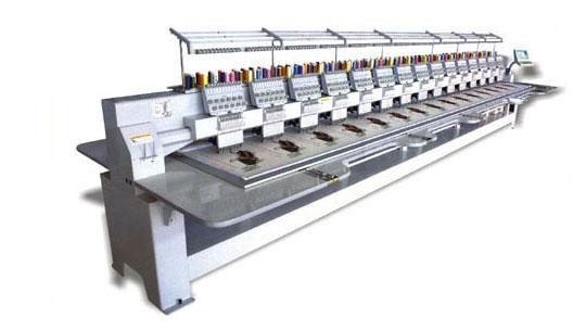高速电脑刺绣机