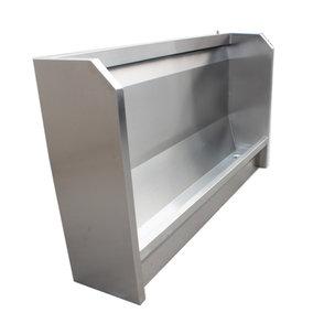 不锈钢感应小便池