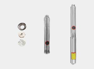 150QJ精品不銹鋼潛水電泵