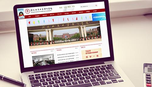 大學網站建設