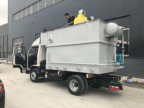 废水一体化处理设备