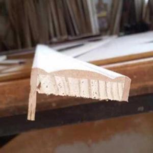 实木复合门套线