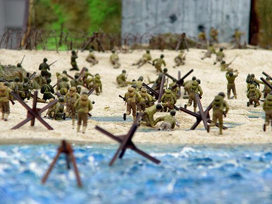沙盤場景模型