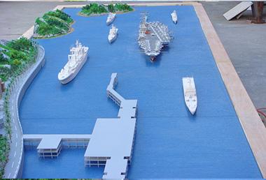 戰艦模型制作