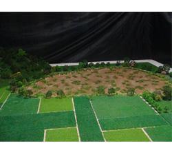 農業沙盤制作