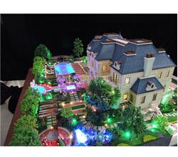 專業別墅模型