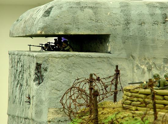 軍事沙盤模型設計