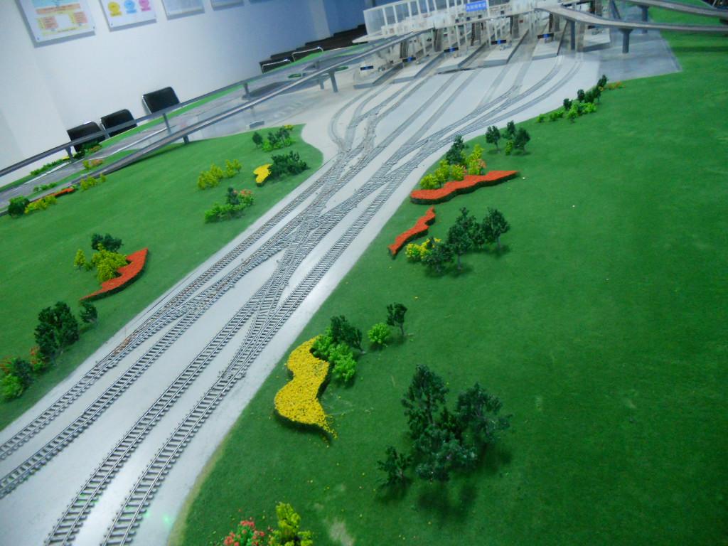 轨道交通模型
