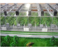 智慧农业沙盘模型