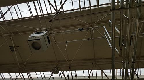 高大空间冷暖机组
